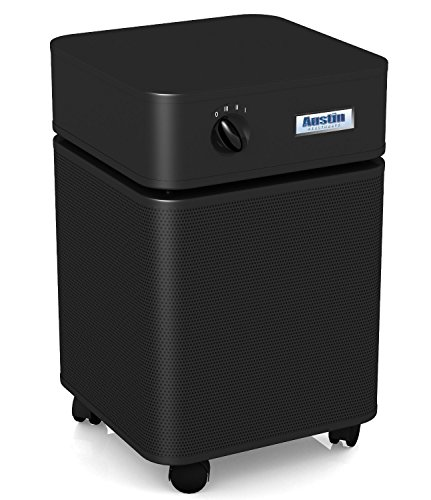 Austin Air B400B1 Standard Unit Healthmate Air Purifier, Black