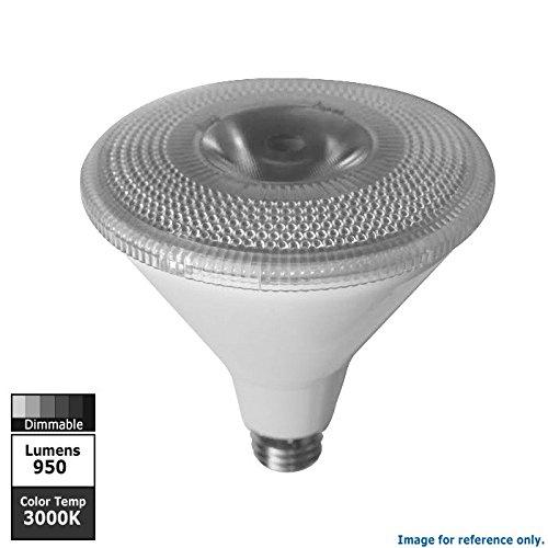 Luxrite 16W E26 3000K Fl40 Dimmable Led Par38 Light Bulb