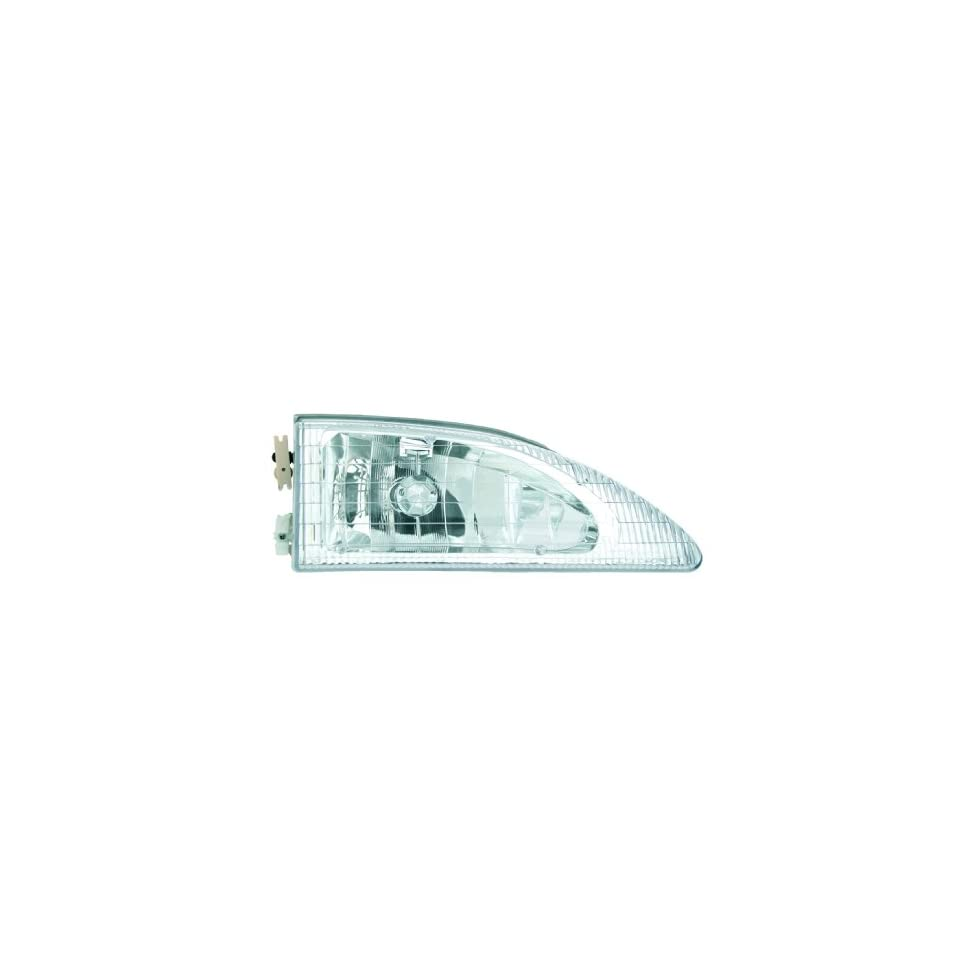 Prime Choice Auto Parts KAPFD10010A1R Ford Mustang New Passengers Side Headlight Assembly