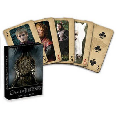 Game Of Thrones Playing Cards - 1