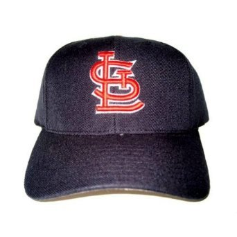 MLB St. Louis Cardinals American Needle Fitted Vintage Hat - Navy (7 1 8) by PUMA