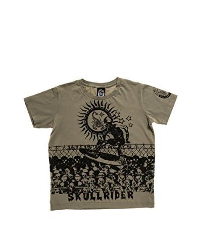 Scorpion Bay T-Shirt Manica Corta Jsb [Verde Militare]