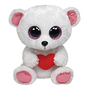 Ty Beanie Boos Sweetly - Polar Bear