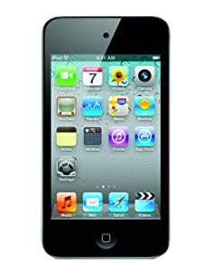 Apple 8GB 4th Generation iPod Touch (Black)