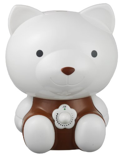 SPT Bear Ultrasonic Humidifier, White