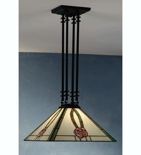 meyda-mission-mack-1-light-pendant
