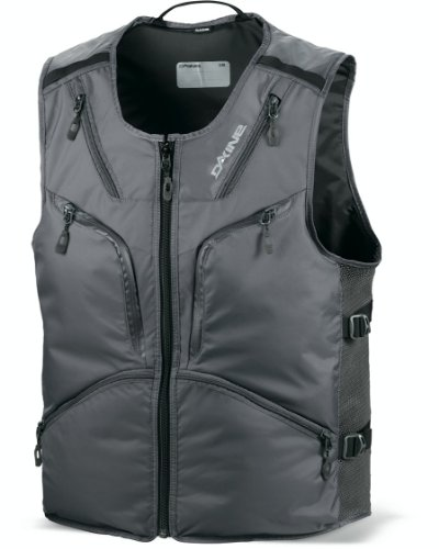 B00DZN270A Dakine BC Utility Vest, Small/Medium, Charcoal