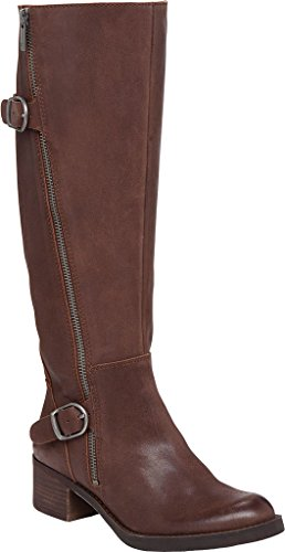 Lucky Brand Women's Hoxy Nutmeg Boot 7.5 M (Lucky Brand Made In Usa compare prices)