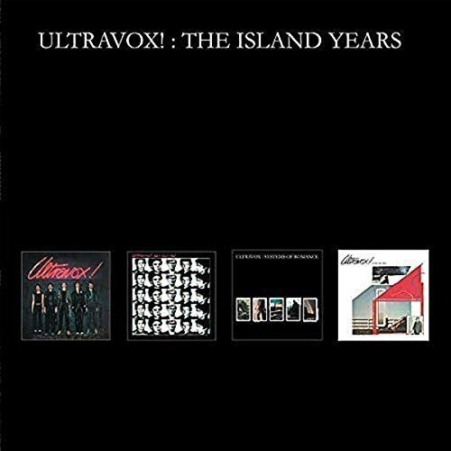 ISLAND YEARS - BOX SET