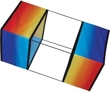 Traditional Box Kite, Gradient, 20