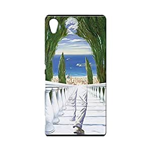 G-STAR Designer Printed Back case cover for Sony Xperia Z4 - G1830