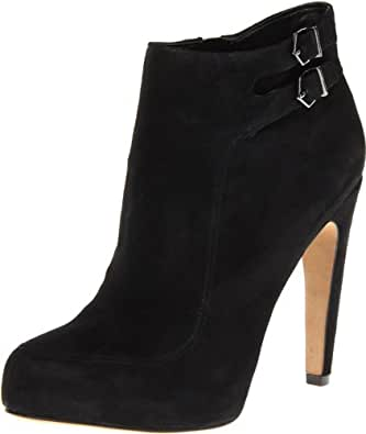 Sam Edelman Women's Kit Ankle Boot,Black,5 M US