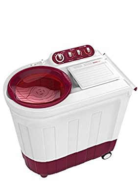 Whirlpool Ace 8.2 Stain free Semi-automatic Top-loading Washing Machine (8.2 Kg, Coral Red)