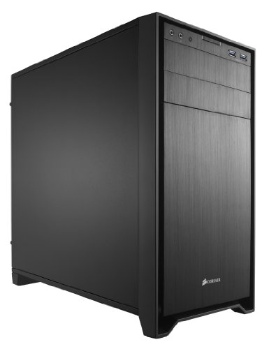 Corsair CC-9011028-WW Obsidian Series 350D Solid Micro-ATX Performance Case for Computer - Black Black Friday & Cyber Monday 2014