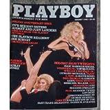 PLAYBOY Magazine January 1983 Audrey & Judy Landers pictorial, Dudley Moore ~ Hugh Hefner