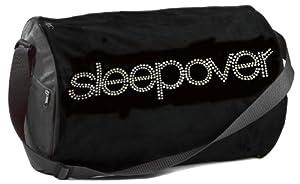 Three Cheers for Girls 57163 Black Sleepover Duffle Bag