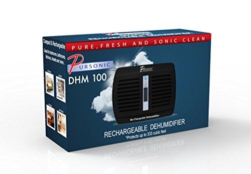 Pursonic DHM100 Renewable/Rechargeable Dehumidifier, Mini (Renewable Mini Dehumidifier compare prices)