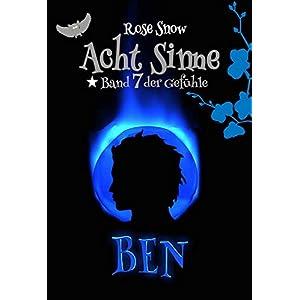 """Acht Sinne: Ben (""""8 Sinne"""" Fantasy-Saga)"""