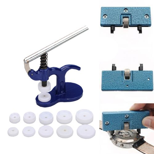 Watch Adjustable Opener Back Case Press Closer Remover Repair Watchmaker Tools