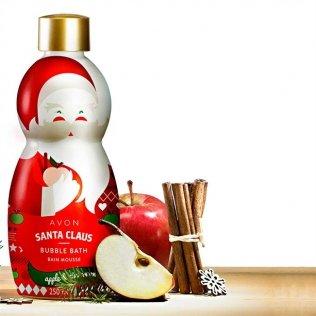 avon-weihnachtsmann-schaumbad-apfel-zimt-250-ml