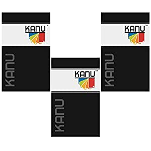 Kanu Tempered Glass For Vivo Y22 (Pack Of 3)