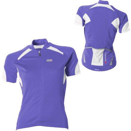 Buy Low Price Louis Garneau Women's EVA Short Sleeve Jersey (B004KPOBAG)