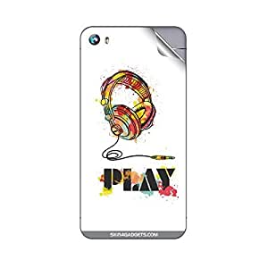 Skin4Gadgets Play Phone Skin STICKER for MICROMAX A107 CANVAS FIRE 4