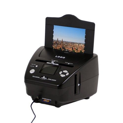 サンコー 【ネガフィルムや紙焼き写真をデジタル保存できる】USBフィルムスキャナー PS9700 USPS97BK <33637>