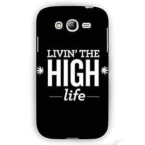 EYP Weed Quotes Back Cover Case for Samsung Grand Neo