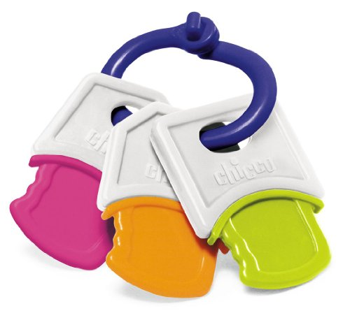 Chicco Soft Keys Rattle front-989667
