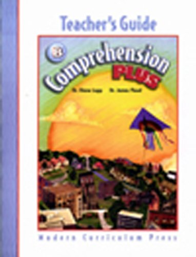 COMPREHENSION PLUS, LEVEL B, TEACHER'S EDITION, 2002 COPYRIGHT