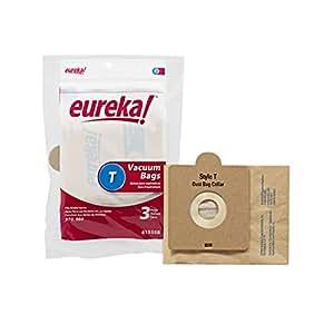 Genuine Eureka Style T Vacuum Bag 61555B - 3 bags
