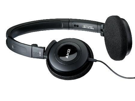 Lightweight Pro Headphones Medium Size Open Back With Headphones