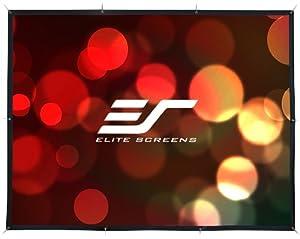 Elite Screens DIY133H DIY Indoor/Outdoor Projection Screen (133-Inche 16:9 AR)