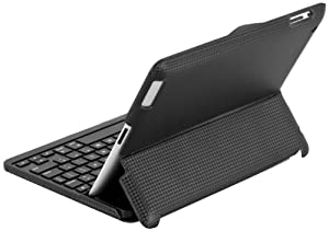 ZAGG FOLCARBLK101 Keyboard for iPad 3 and iPad 2 (Carbon/Black) (Discontinued by Manufacturer)