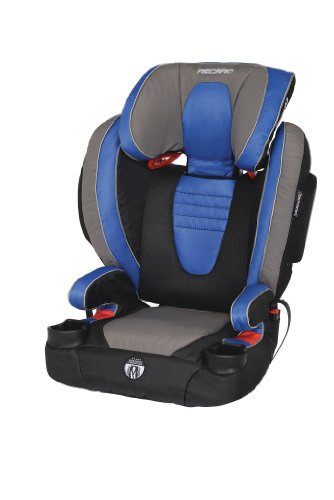Recaro Performance Booster High Back Booster Car Seat, Sapphire front-927894