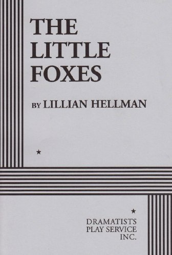 a comparison of the childrens hour and the little foxes by lillian hellman Lillian florence hellman (june 20, 1905 – june 30, 1984) was an american  dramatist and  hellman's drama the children's hour premiered on broadway  on november 24, 1934, and ran for 691 performances  to establish the  difference between her screenplay and the film, hellman published her  screenplay in the fall.