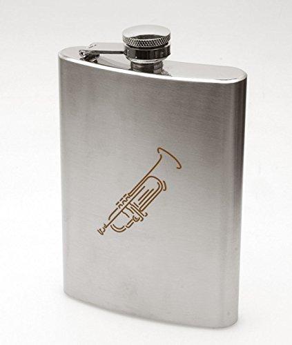 Flachmann-Trompete