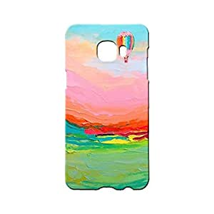 BLUEDIO Designer Printed Back case cover for Samsung Galaxy C7 - G5296