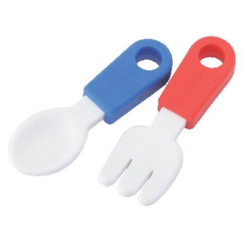 Ty Beanie Eraserz - Fork & Spoon