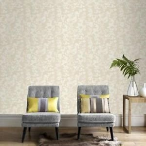 Home Of Colour - Symphony - Wallpaper - Gold by New A-Brend