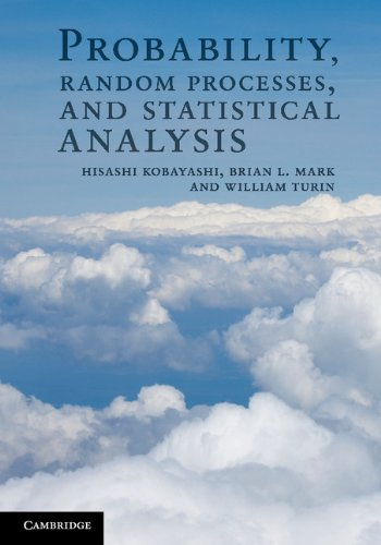 Probability, Random Processes, and Statistical Analysis Hardback