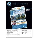 HP - Matt photo paper - A4 (210 x 297 mm) - 200 g/m2 - 100 sheet(s) - for Color LaserJet 85XX; Color LaserJet Enterprise CM4540; LaserJet Pro 400 M401