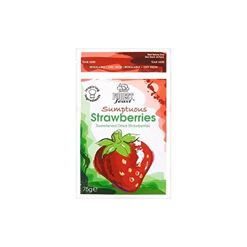 Forest Feast Sumptuous Strawberries (75G)