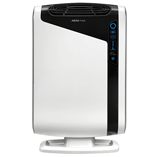 AeraMax 300 Air Purifier with Large Room Allergy and Asthma 4-Stage Purification