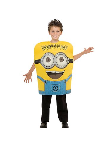 Despicable Me Childs Costume, Minion Jorge Costume