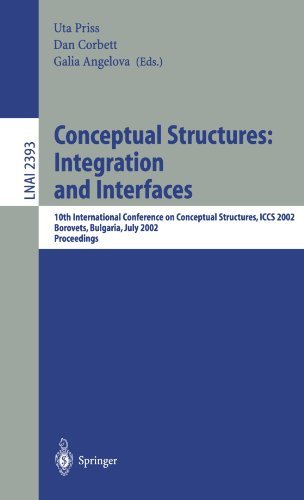 Conceptual Structures: Integration and Interfaces: 10th International Conference on Conceptual Structures, ICCS 2002 Borovets, Bulgaria, July 15-19, 2002 … / Lecture Notes in Artificial Intelligence)