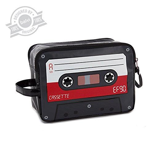 Balvi - Troussedatoilette Cassette rosso