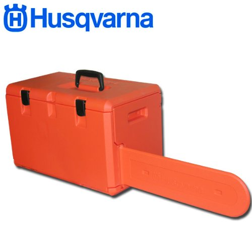 Husqvarna 100000107 Powerbox Chainsaw Carrying Case for 455 Rancher, 460, 372XP and 575XP