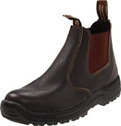 Blundstone 490 Bump-Toe Boot,Stout Brown,5 AU (US Women\'s 7.5 M/US Men\'s 6 M)